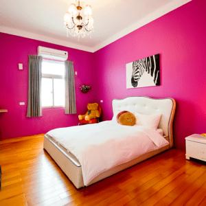 紫煙香頌和室雙人房